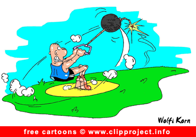 Sport Cartoon free