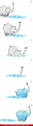 Elephant cartoon free