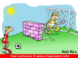 Football cartoon for free