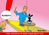 Cartoon Playboy