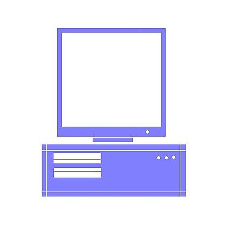 PC Clipart free - Computer clip art free