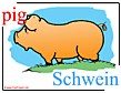 English-German-Dictionary-P
