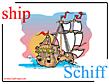 English-German-Dictionary-S