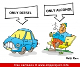 Cars Cartoons and Automotive Jokes