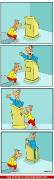 Politician comic strip - Free political cartoons
