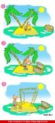 Island cartoon strip free - soccer comics free