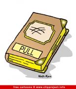 Book Cartoon for free