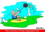 Sport Cartoon free