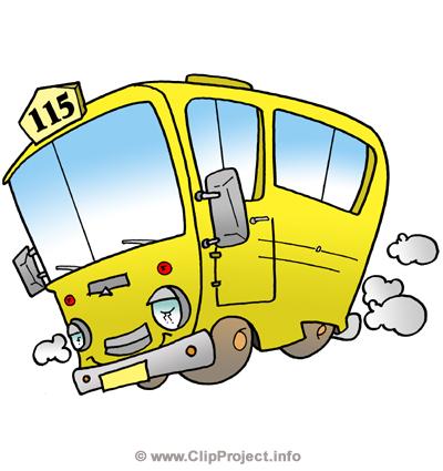 Bus Clip Art Free